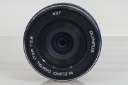 OLYMPUS M.Zuiko Digital 17mm F/2.8 Pancake, Schwarz